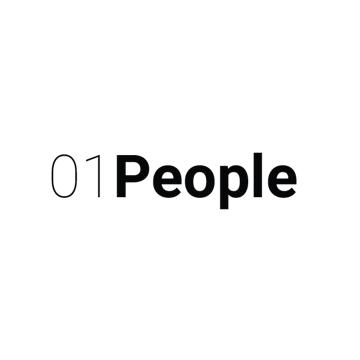01 People logo