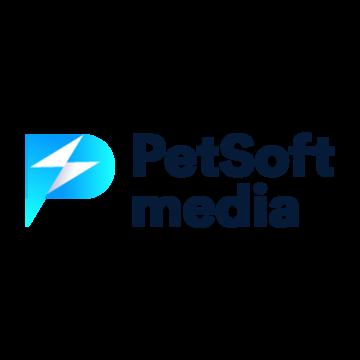 PETSOFTMEDIA logo