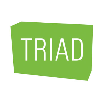 TRIAD Advertising logo