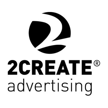 Digital Account Manager - 2CREATE advertising  logo