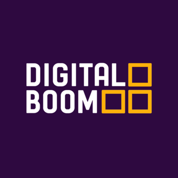 Online marketingový špecialista - Digital Boom logo