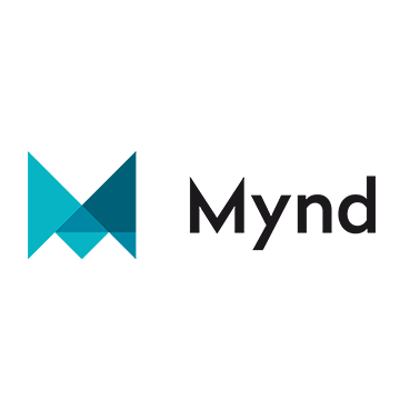 Art Director - Mynd logo