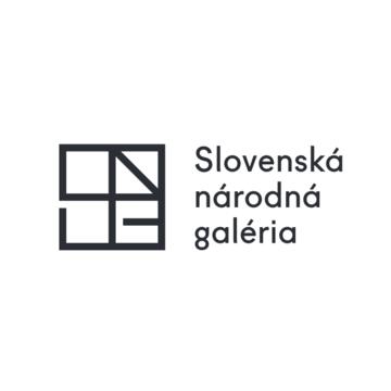 Slovenská národná galéria logo