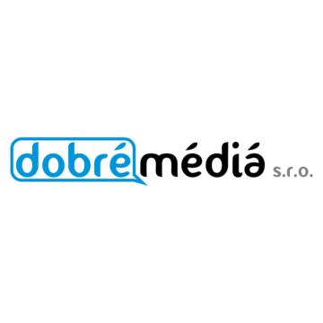 Dobré médiá, s.r.o. logo