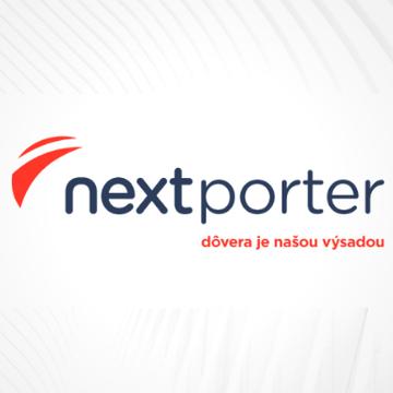 Marketing Manager - nextporter logo