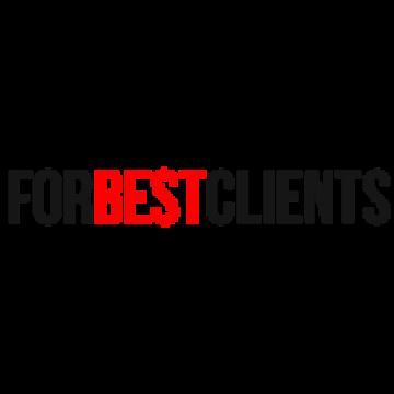 Frontend / Backend developer - For Best Clients logo
