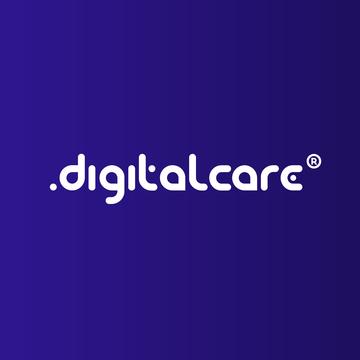 Graphic Designer 🌈 - Digitalcare logo