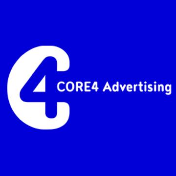 Graphic Designer + Motion Design - Core4 Advertising logo