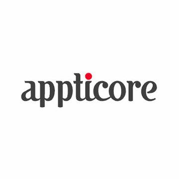 Flutter - Developer - Appticore logo