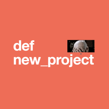 def new_project